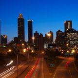 somewhere in Atlanta