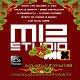 Mattia Falchi - M12 STUDIO CHRISTMAS MIX 2018-12-24