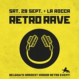 Retro Rave @ La Rocca 29 September 2018 DJ Bountyhunter