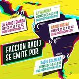 Facción / 16 de octubre / Crisis política en Brasil, entrevista a Flavio Lo Presti y más