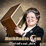 Emilia Emski exclusive D n' B premiere for HushRadio.Com, Los Angeles,  30.10.2014