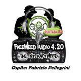 The Interactweed - 32esima Puntata (Con Davide, Silvia, Lucio e Cristina) Osp. Fabrizio Pellegrini