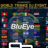 WORLD TRANCE DJ EVENT 2017 BluEye