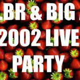 DJ LBR & BIG ALI LIVE 2002