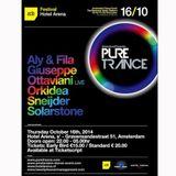 Aly & Fila - Pure Trance ADE 2014