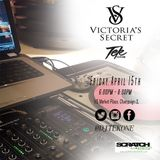 Dj Tek One Live From Victoria's Secret April 15th 2016 (Scratch Events)