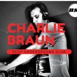 Charlie Braun - Bedroom Studio Live Streaming Marzo 15