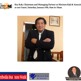 Chairman and Managing Partner of Morison Kak & Associes|Cambodia Business Week| January 09, 2016