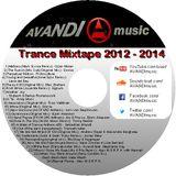 AVANDImusic Trance Mixtape 2012-2014