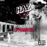 HazDF No. 49 -  Planes de Primavera: Terrazas, Restaurantes, Esquites, Escuela de Perros Guía.