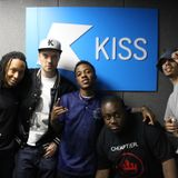 DJ MK & SHORTEE BLITZ - KISS HIP HOP SHOW AUG 20TH 2014 - DILLON COOPER SPECIAL GUEST