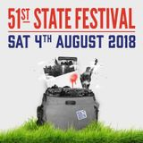 Dimitri From Paris live from 51st State Festival! 04-08-2018