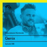 Anjunabeats Worldwide 588 with Genix