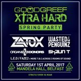 Kompulsive Disorder - Good Greef Xtra Hard Spring Party Mix (2017)