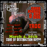 Stone Grooves & Deep Cuts on CoD Radio - March 4, 2016