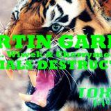 Martin Garrix vs Amin ft. Wiwek & Cherrymoon Trax - Animals Destruction (Toxic Friends Mashup)