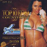 Top 10 EDM Countdown with Freestyle Chulo & DJ Lexx 3-15-16