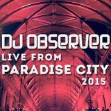 Live @ Paradise City 2015