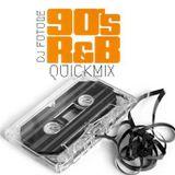 "DJ FUTURE PRESENTS...THE ""90'S R&B QUICKMIX"""