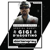 Gigi D'Agostino live Dorian Gray Verona 2016