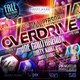 OVERDRIVE's 5th Anniversary