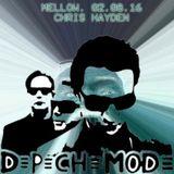 Depeche Mode Mellow 02.08.16