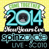 SpinzCycle Podcast 010 - Live at Soul In Motion NYE 2013