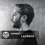 Laurens @ Ampere Resident Night 17-10-2015
