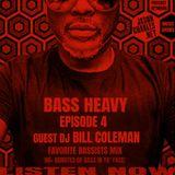 BASS HEAVY 04 DJ BILL COLEMAN'S FAVORITE BASS PLAYERS MEGAMIX