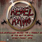 Rebel Radio, Show 209, 2019-03-15