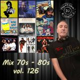 Dj Massimo Alberti - Mix 70's & 80's Vol. 126