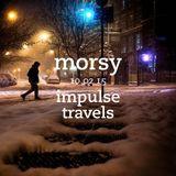 Morsy - Impulse Travels @ WHCR 90.3 FM (Harlem, NY)