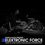 Elektronic Force Podcast 105 with Different World