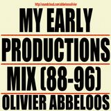 My Early Productions Mix (88 - 96)