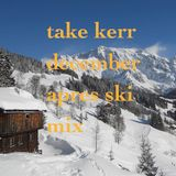 december apres ski mix
