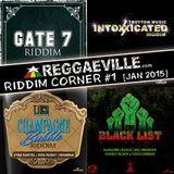 Reggaeville Riddim Corner #1 [January 2015]