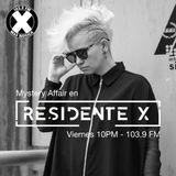 DJ SET Mystery Affair Residente X