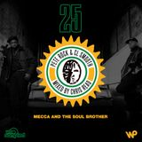 Pete Rock & CL Smooth 'Mecca & The Soul Brother' 25th Anniversary Mixtape