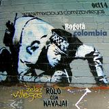 zeba villegas + rolo con navaja! @ Bogotá, Colombia (oct14)