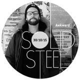Solid Steel Radio Show 30/10/2015 Hour 2 - Awkward