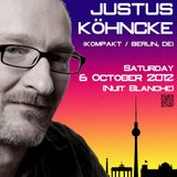 Le Belgica 06-OCT-2012 part 02 Justus Kohncke vs Dizzy Jee