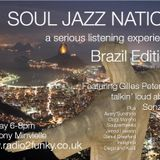 Soul Jazz Nation Brazil Edition Part 2 (feat. Gilles Peterson in conversation)