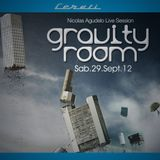Nicolas Agudelo Live at Gravity Room (Cerati Club 2012-09-29)