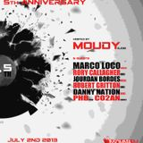 G.D.E 28 Guest Mix for Moudy Vibes #JourdanBordes