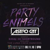 Astro-Cat - The Party Animals Show *1 Hour  (Live Recorded Set) *