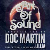 Doc Martin Live @ Art Of Sound April 20th, 2013