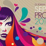 DJ ZOMAX - Deep Sensation (Promo September 2012)