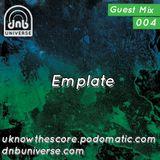 Guest Mix 004 - Emplate