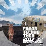 Jono - Fnoob Technothon - April 13th - 17th 2017 - Dark Techno mix