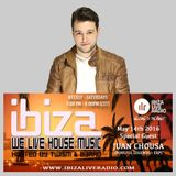 'WE LIVE HOUSE MUSIC' Special Guest JUANCHOUSA, hosted by TWISM & B3RAO.